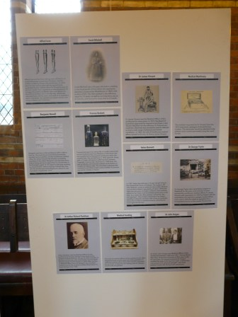 Sam Ellis researched medicine in the workhouse.