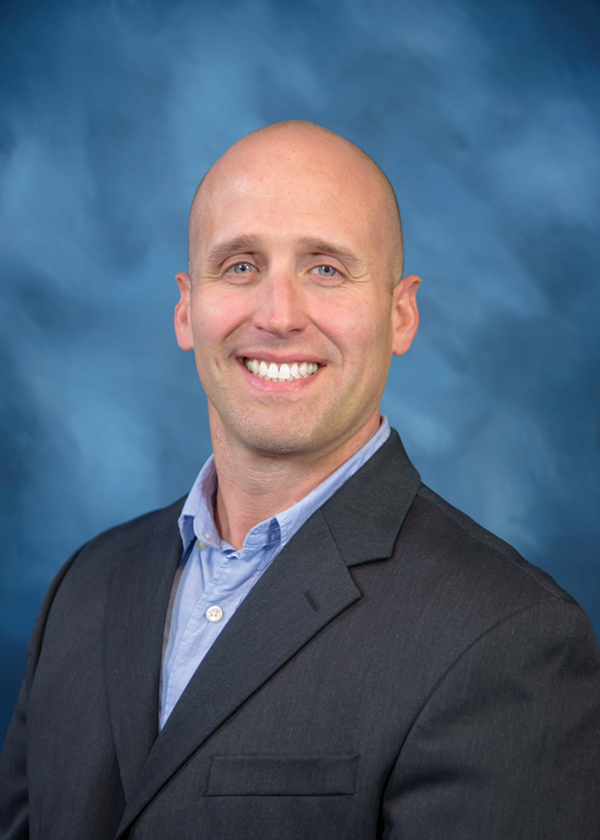 "Dr. Jason ""Jay"" Bianchini, chief operating officer"