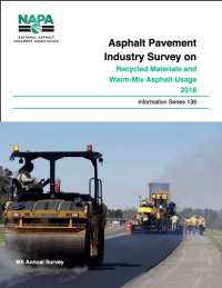 NAPA Asphalt Pavement Industry Survey