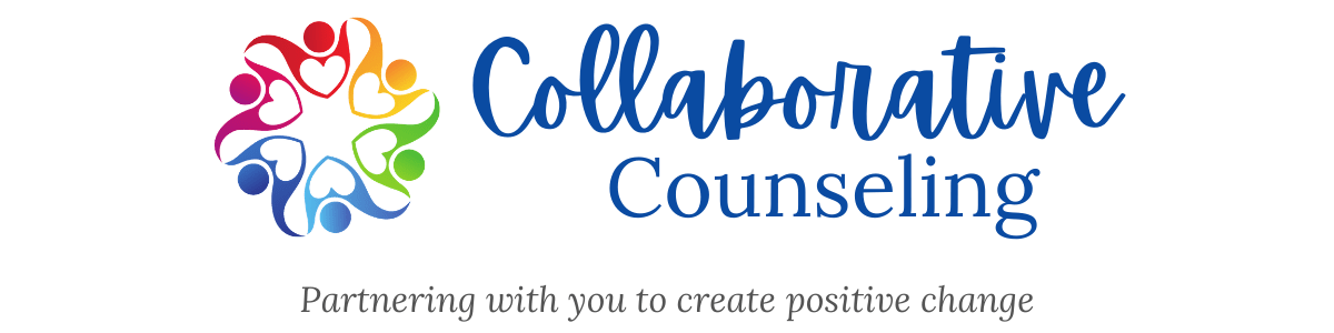 Collaborative Counseling logo and tagline