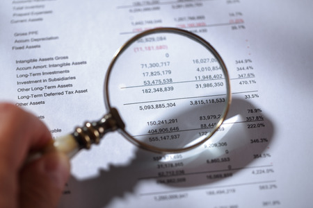 Spreadsheeting assets in collaborative divorce