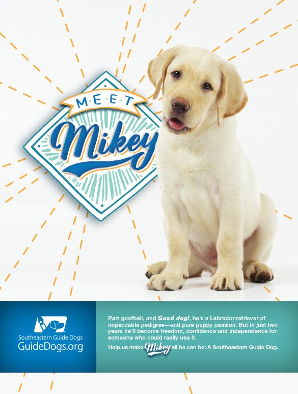 Meet Mikey ad