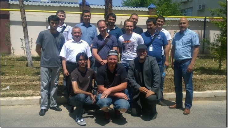 SharePoint Saturday Tashkent Uzbekistan