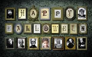 Collages Halloween gratis.
