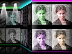 Editor gratis Collages online.