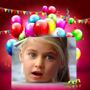 Collages online de Cumpleaños.