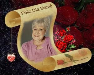 Mensajes Collage con Rosas.