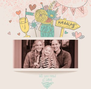 Collages para Bodas Gratis.