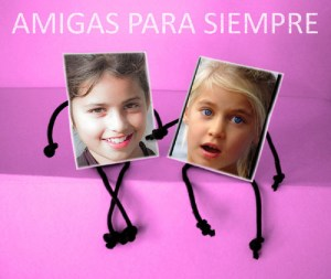 Collages Mejores Amigas.
