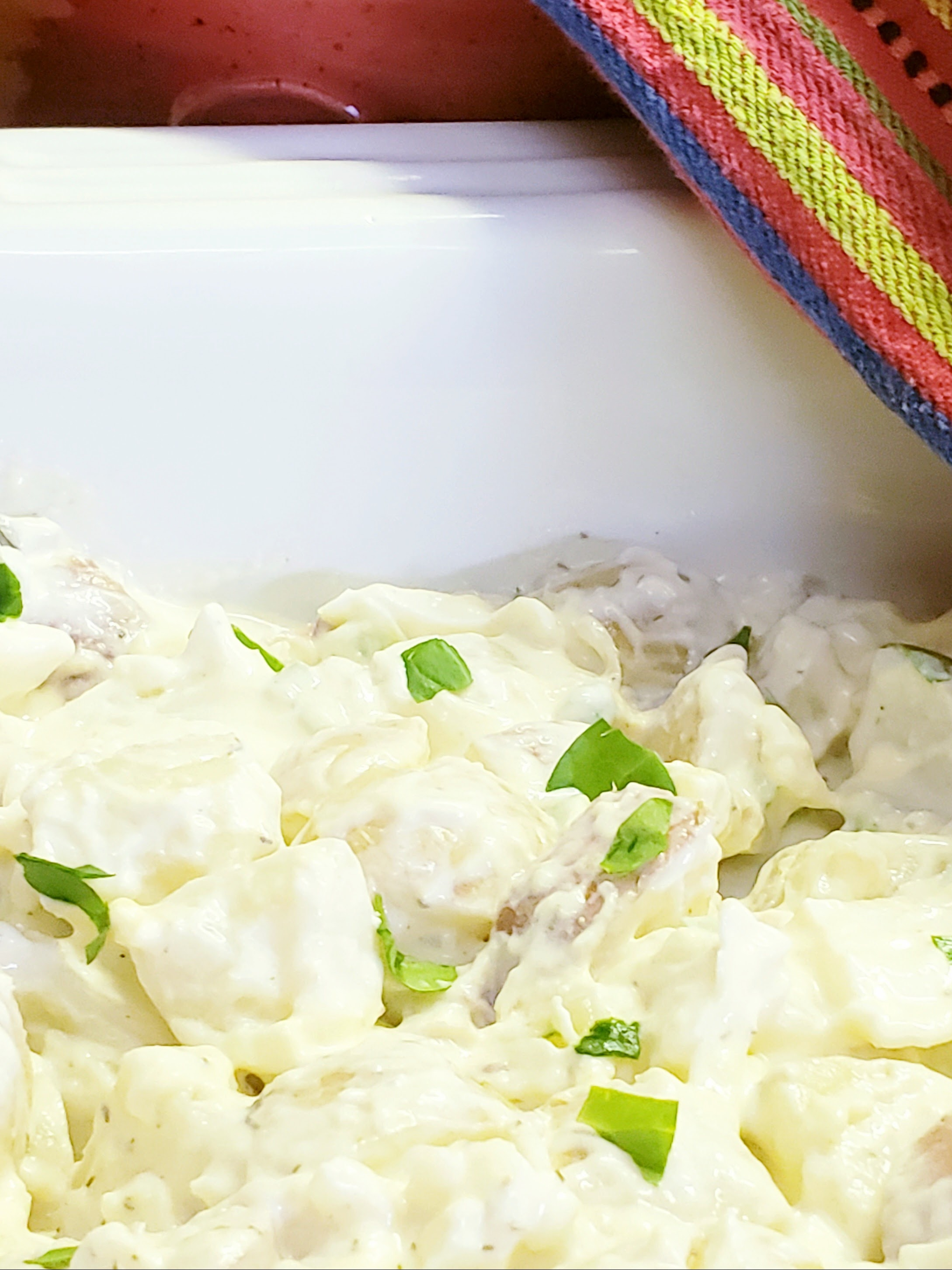 The Ultimate Potato Salad Recipe