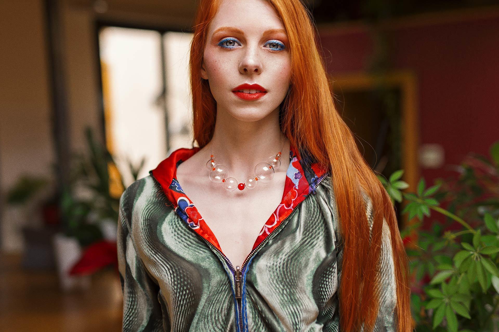 Collartz Collares de Cristal de Murano Soffio di Vento