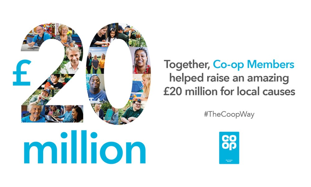 £20m poster