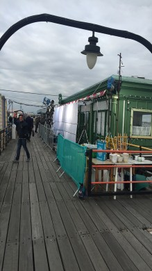 Jamie and Jimmys on Southend Pier