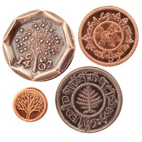 Shire Point Mint coins