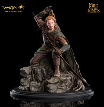 Weta_Faramir_Statue