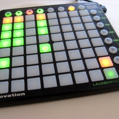 Novation Launchpad for GENER8