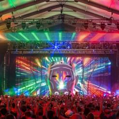 Avicii Coachella 2012