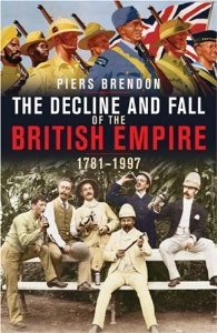 "Cover of ""The Decline and Fall of the Bri..."