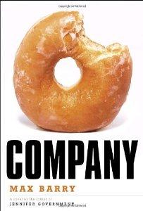 "Cover of ""Company: A Novel"""