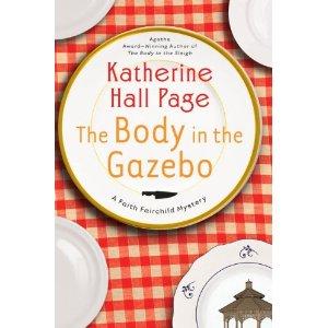 In the Mail: The Body in the Gazebo