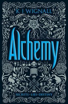 Alchemy (Mercian Trilogy, #2)  by K.J. Wignall