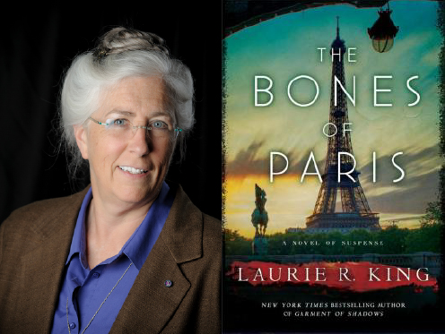 Thurber House Evenings with Authors: Laurie R. King October 14
