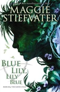Blue Lily Cover