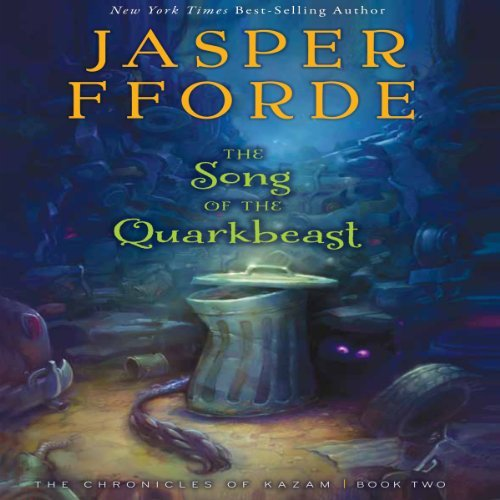 The Song of the Quarkbeast Book Cover