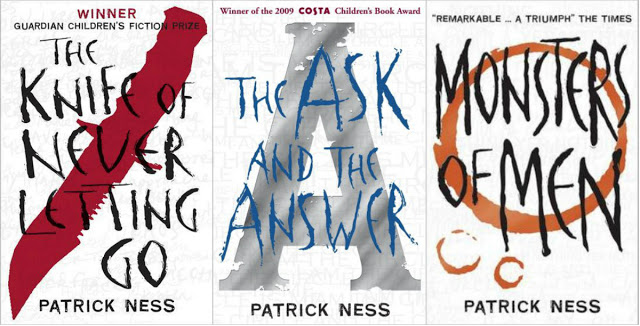 Monsters of Men (Chaos Walking #3) by Patrick Ness