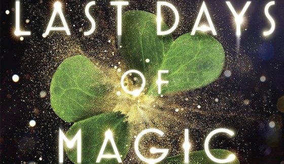 Last Days of Magic cover art