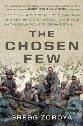 The Chosen Few Book Cover