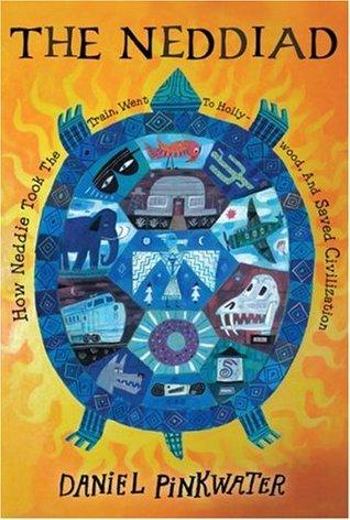 The Neddiad book cover