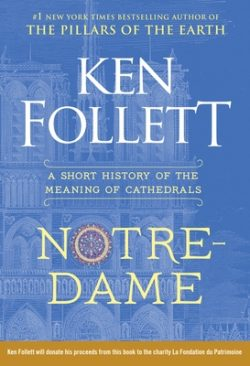 Hardcover Notre Dame by Ken Follett