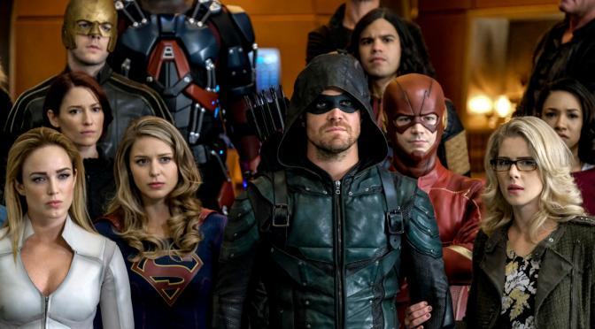 (C506) The CW anuncia cuando regresan sus super-series