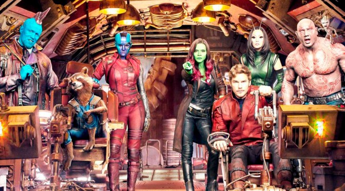 (C506) Guardians of the Galaxy Vol. 3 se estrenará en 2020