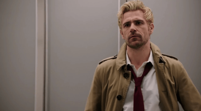 (C506) Constantine coqueteando con Citizen Cold en 'Legends Of Tomorrow'