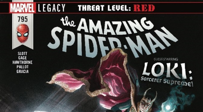(C506) Vista Previa: The Amazing Spider-Man #795