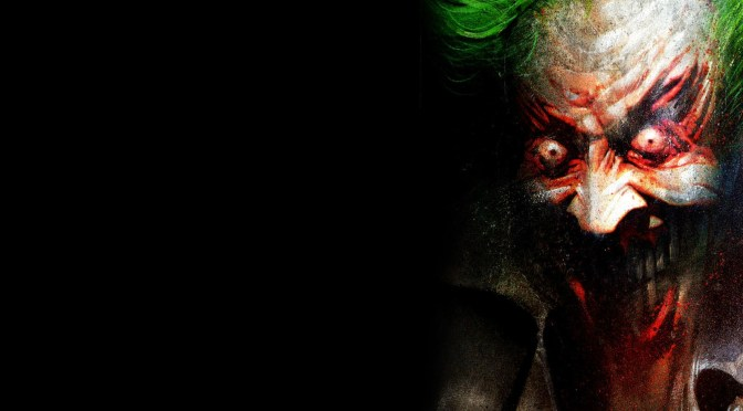 The Joker – Comic Wallpaper 06