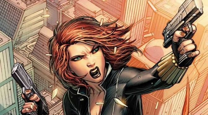 Chris Evans parece haber confirmado la película de Black Widow