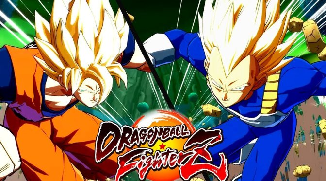Bardock y Broly se dejan ver en Dragon Ball FighterZ