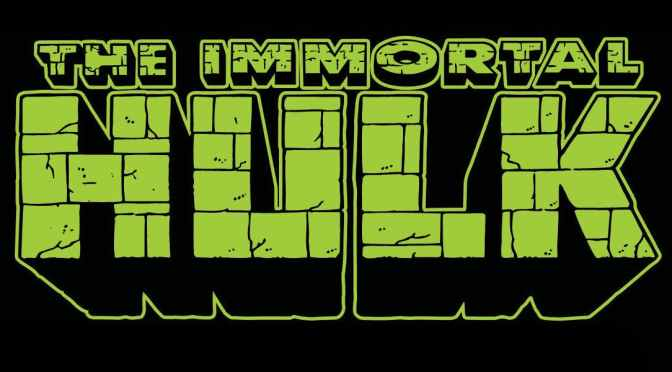 Vista Previa: The Immortal Hulk #1