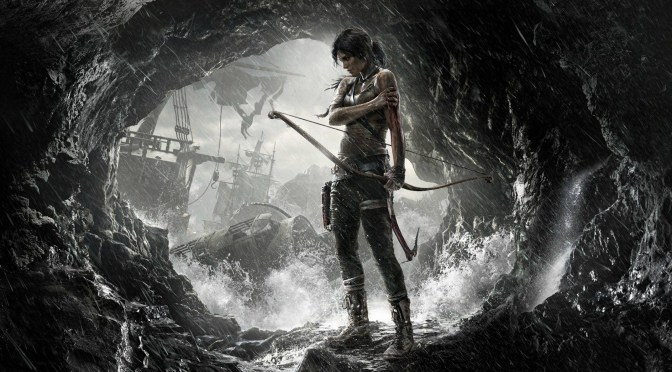 Arte de Lara Croft en Shadow of the Tomb Raider
