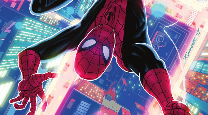 Vista Previa: Peter Parker The Spectacular Spider-Man # 301