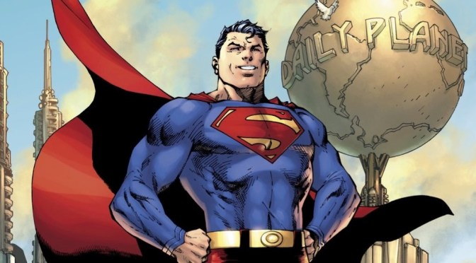 Vista Previa: Action Comics #1000
