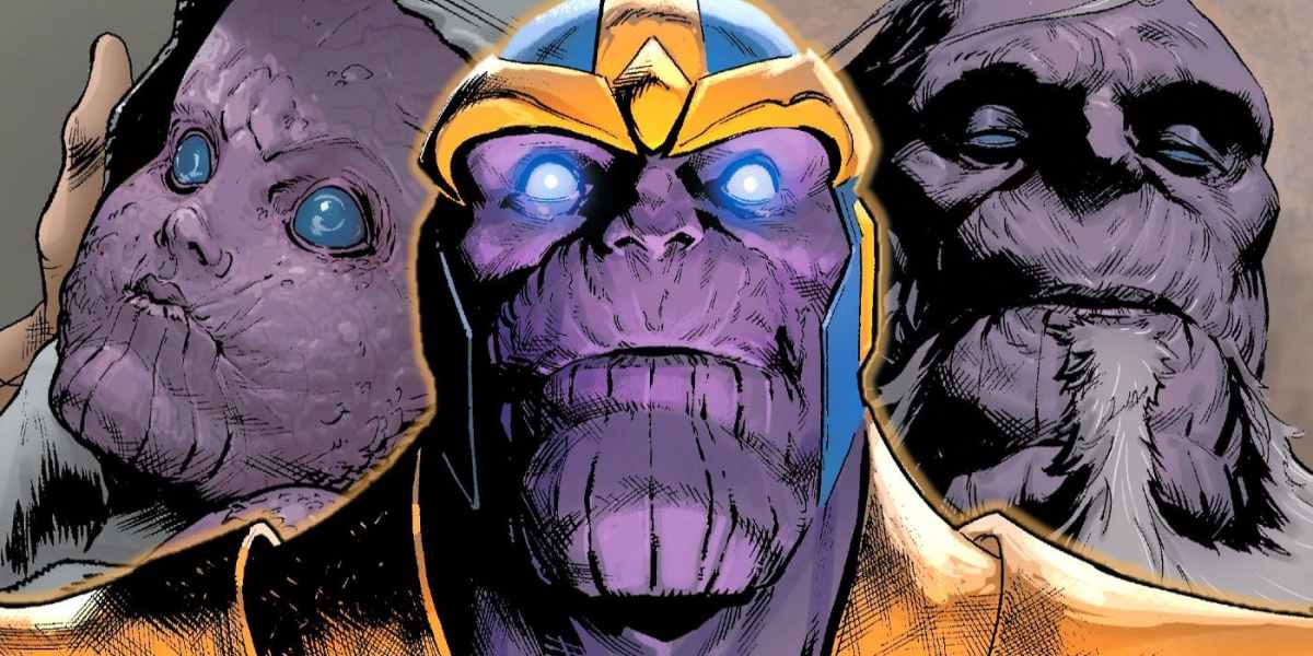 Se confirma el final de la serie de comics de Thanos