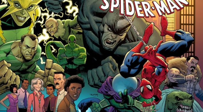 Marvel anuncia la nueva serie de The Amazing Spider-Man #1