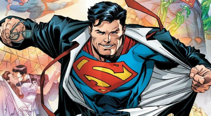 DC ha lanzado un Teaser de Action Comics # 1000