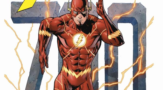 Reseña: The Flash #39