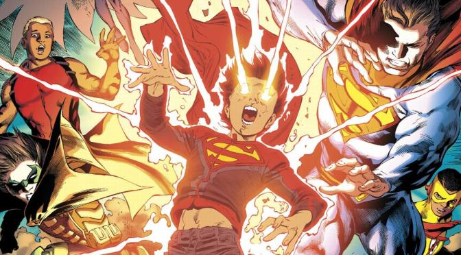 Análisis de super sons of tomorrow parte 1