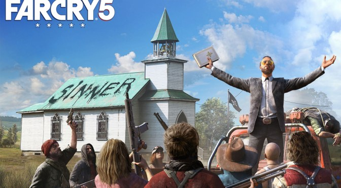 ¿Ya encontraste el easter egg de IT dentro de Far Cry 5?